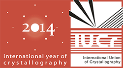世界結晶年(International Year of Crystallography 2014)