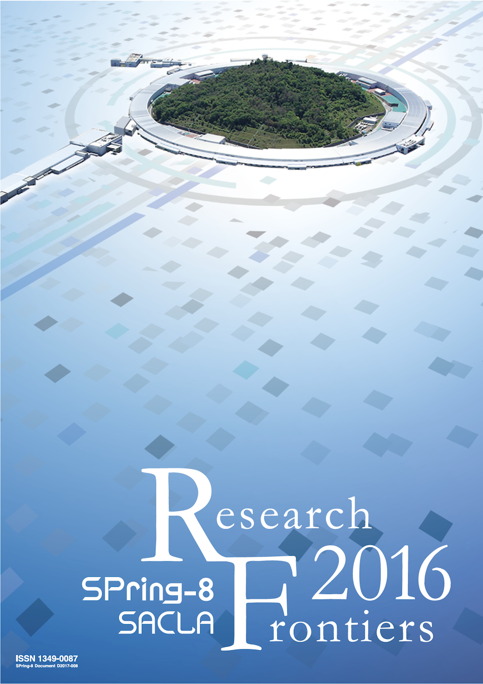 SPring-8 Research Frontiers